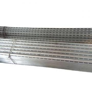 25X25mm Hot DIP Galvanized Slotted Strut Angle