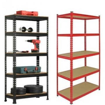 No Assembly Storage Shelves / Wood Steel Book Shelf Modern Portable 4 Tier Folding Bookshelf / Home Office Cabinet Industrial Standing Racks Folding Bookshelf
