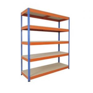 Customized Rolling Rack Industrial Shelving for Warehouse Storage