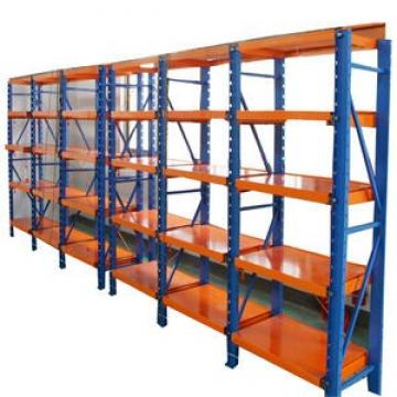 Automated Industrial Warehouse Heavy Duty Cold Storage Pallet Rack Shelf